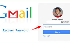 Recupera la password di Gmail