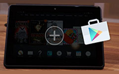 A Google Play telepítése a Kindle Fire-re