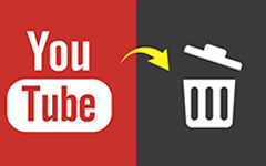 Slik sletter du en YouTube-video