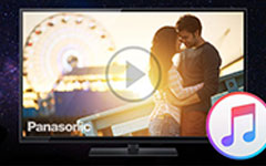 Guarda i video di iTunes su Panasonic TV