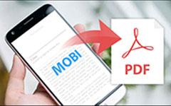 MOBI naar PDF