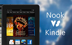 Nook GlowLight Plus Vs Kindle