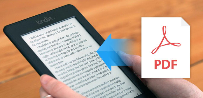 PDF'yi Kindle'a