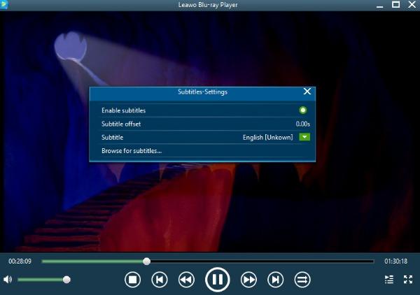 LEAWO přehrávač Blu-ray