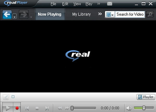 Conversor RealPlayer