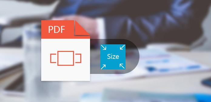Reduser PDF-filstørrelsen