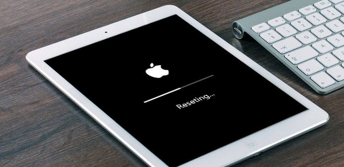 iPadをリセットする