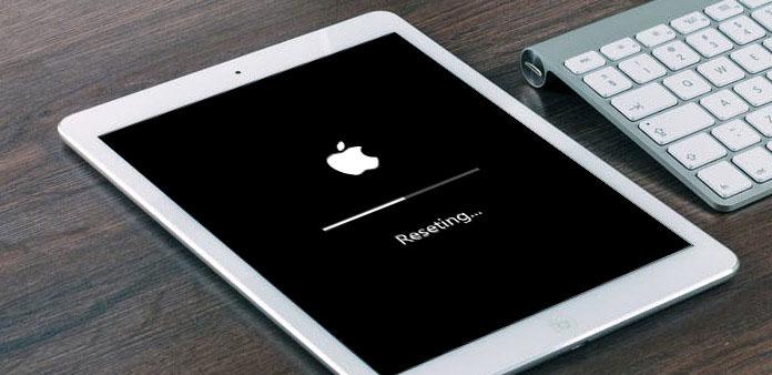 Reimposta iPad