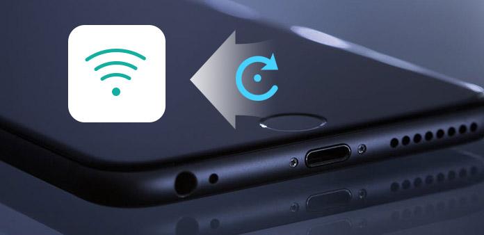 Redefinir as configurações de rede no iPhone