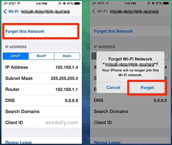 WiFi netværk