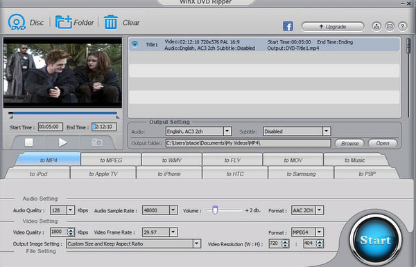 What S More There Are Dvd Filters To Crop Trim And Suble Converted Video Files