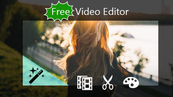 ücretsiz video editörü