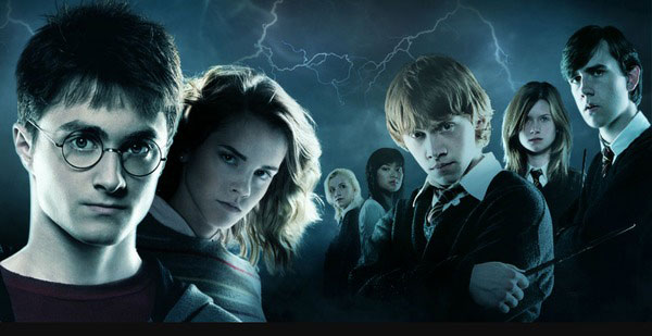 Harry Potter Filmy