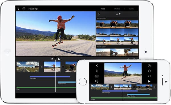 best mobile video editor apple
