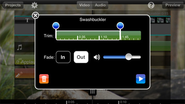 Top 10 iOS/Android Apps to Add Music to Video