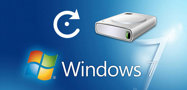 Создать Windows 7 Recovery Disk