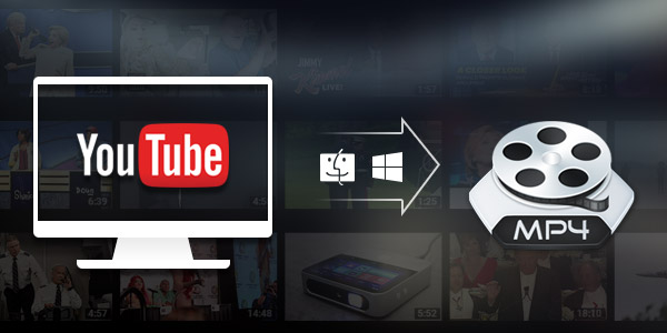 Paras YouTube Video Converter on MP4