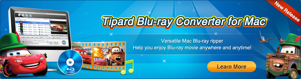 How to Easily Rip and Convert BD/DVD/Video AVI, WMV, 3GP, etc Blu-ray