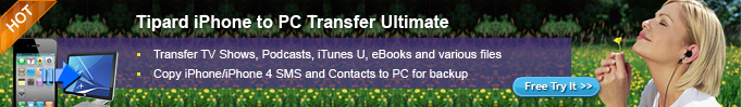 iPhone to PC Transfer Ultimate