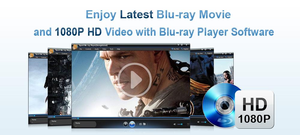 Blu-ray-afspiller-software