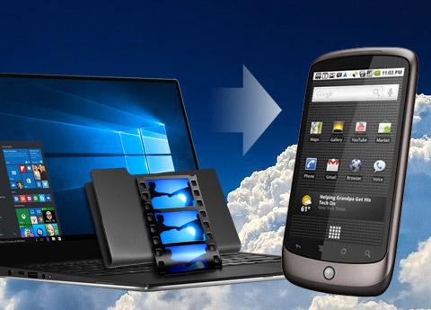 Převést video / zvuk pro zařízení Nexus One