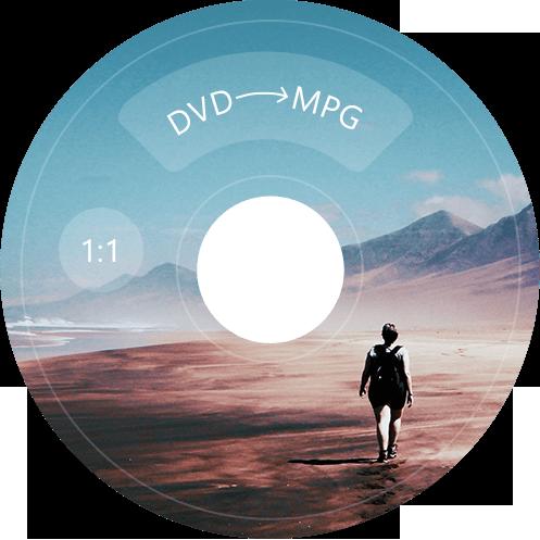 Конвертировать DVD