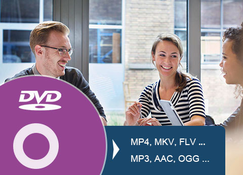 Konverter dvd til mp4 mkv