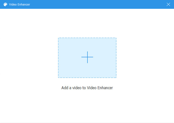 Video Converter Ultimate Aggiungi file multimediali a Video Enhancer
