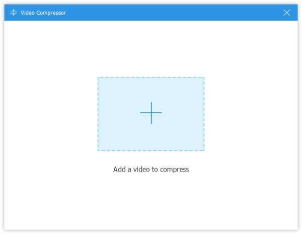 Video Converter Ultimate aggiunge vide nel compressore video