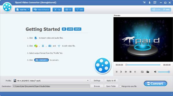 Töltsön videofájlt