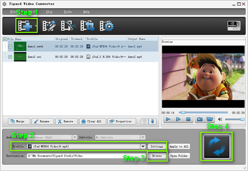 A Professional Software Toolkit to Rip DVD/Video and transfer files for iPod Guide-screenshot