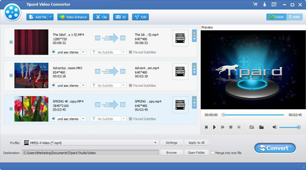Tipard Video Converter 8