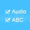 Sélectionnez une piste audio et un sous-titre