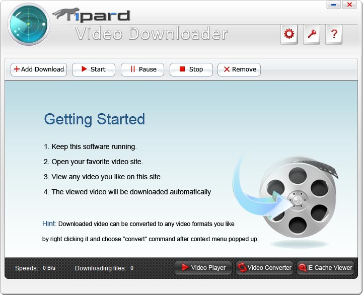 Tipard Video Downloader 5.0.36