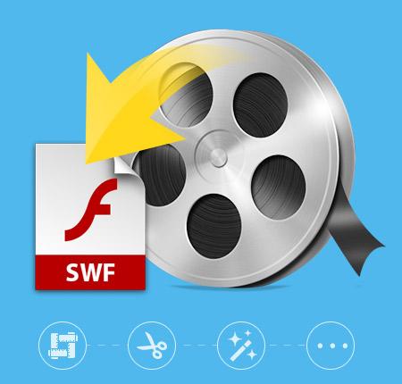 Tipard Video till SWF Converter