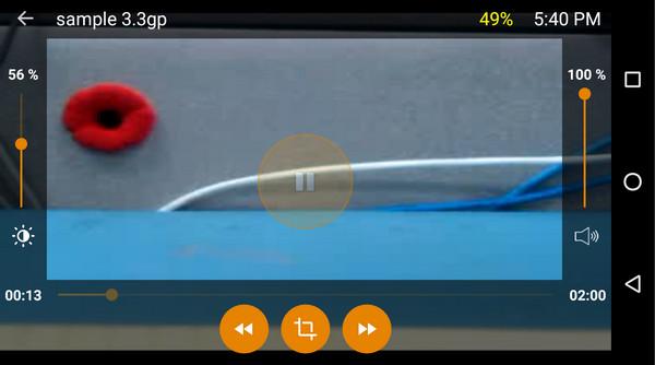 Video přehrávač 3GP