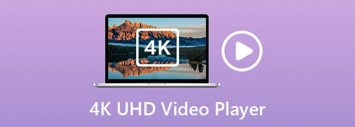 4K UHD video přehrávač