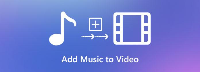 أضف الموسيقى إلى الفيديو