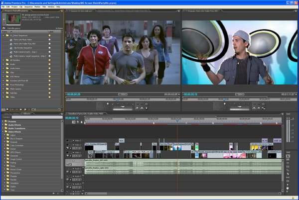 What are the Best Music Video Editing Software