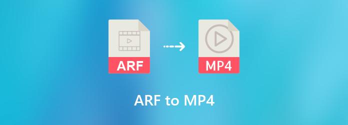 ARF - MP4 arası