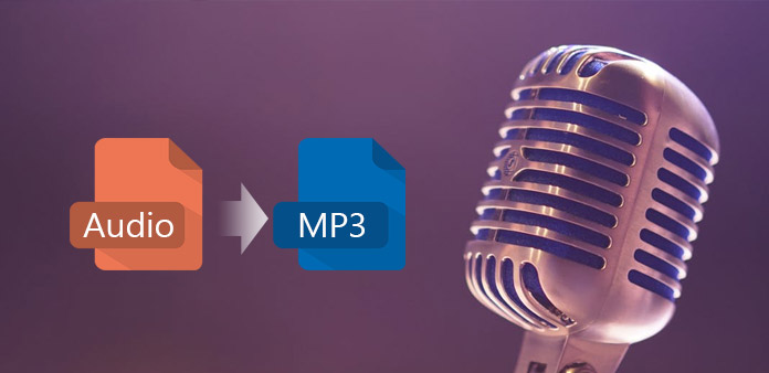 How to Convert Audio Files to MP3