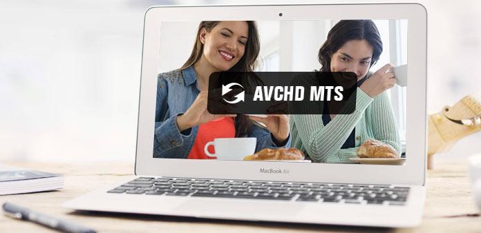 استخدام محول AVCHD MTS لنظام التشغيل Mac