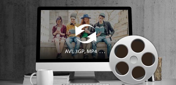 تحويل الفيديو إلى MP4 مع ماك MP4 محول