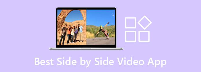 Nejlepší video aplikace Side-by-Side