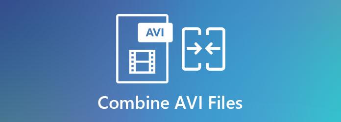 Kombinujte AVI soubory