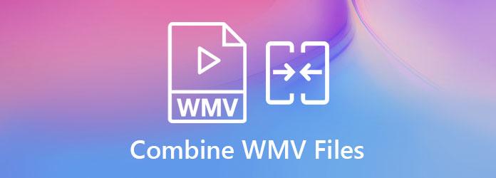 اجمع ملفات WMV