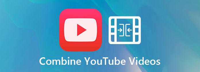 اجمع مقاطع فيديو Youtube