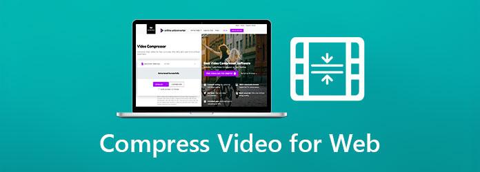 ضغط مقاطع الفيديو للويب