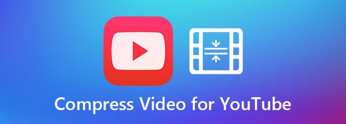 Comprimeer video voor YouTube