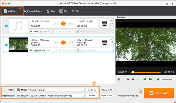 Aiseesoft zdarma Video Converter